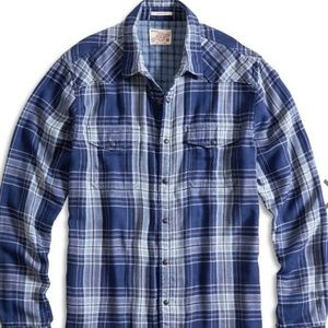 Lucky Brand Big Sky Western Shirt